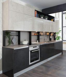 cocinas en l modernas Cocinas En L COCINAS SANCHIS Tienda De COCINAS Y ARMARIOS