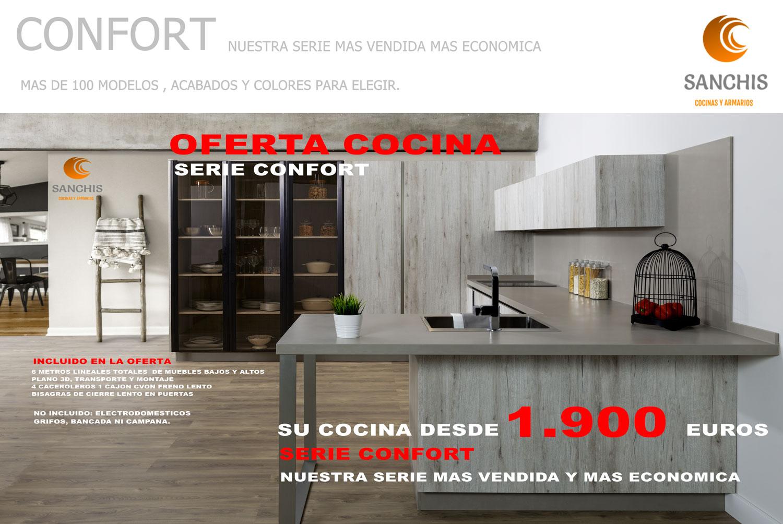 Tienda De Cocinas En Valencia Reformas De Cocinas Sanchís